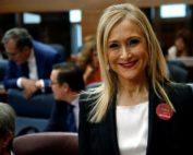 PSOE Madrid descarta censura Cifuentes