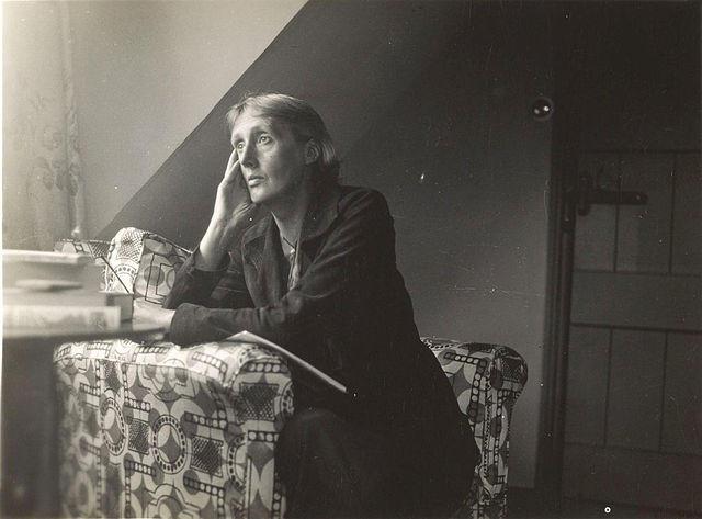 Virginia Woolf at Monkshouse
