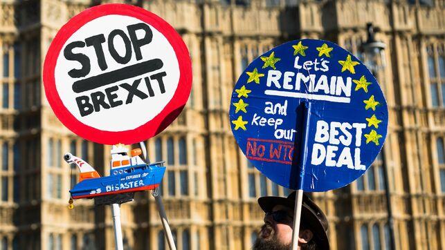 Se manifiesta Parlamento Londres Reino Unido EFE desde eldiario.es