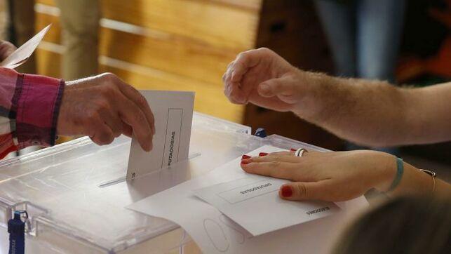 Votar izquierda derecha vinculado estudio EFE desde eldiario.es