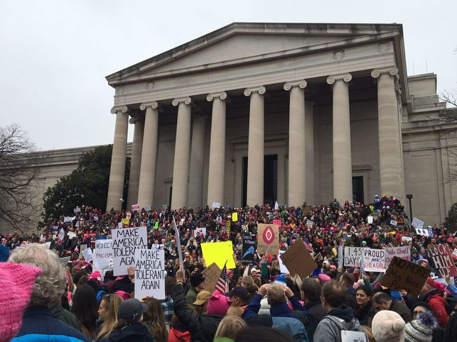 Marcha-Mujeres-Washington