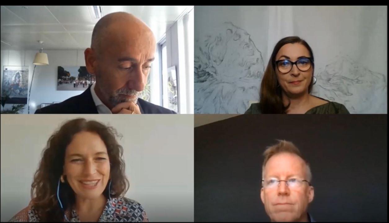 Jornadas Europeas de Investigación e Innovación con gafas violetas