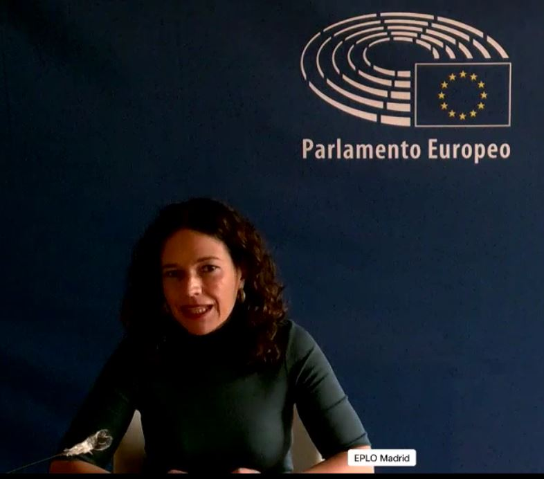 Lina Galvez-EPLO Madrid