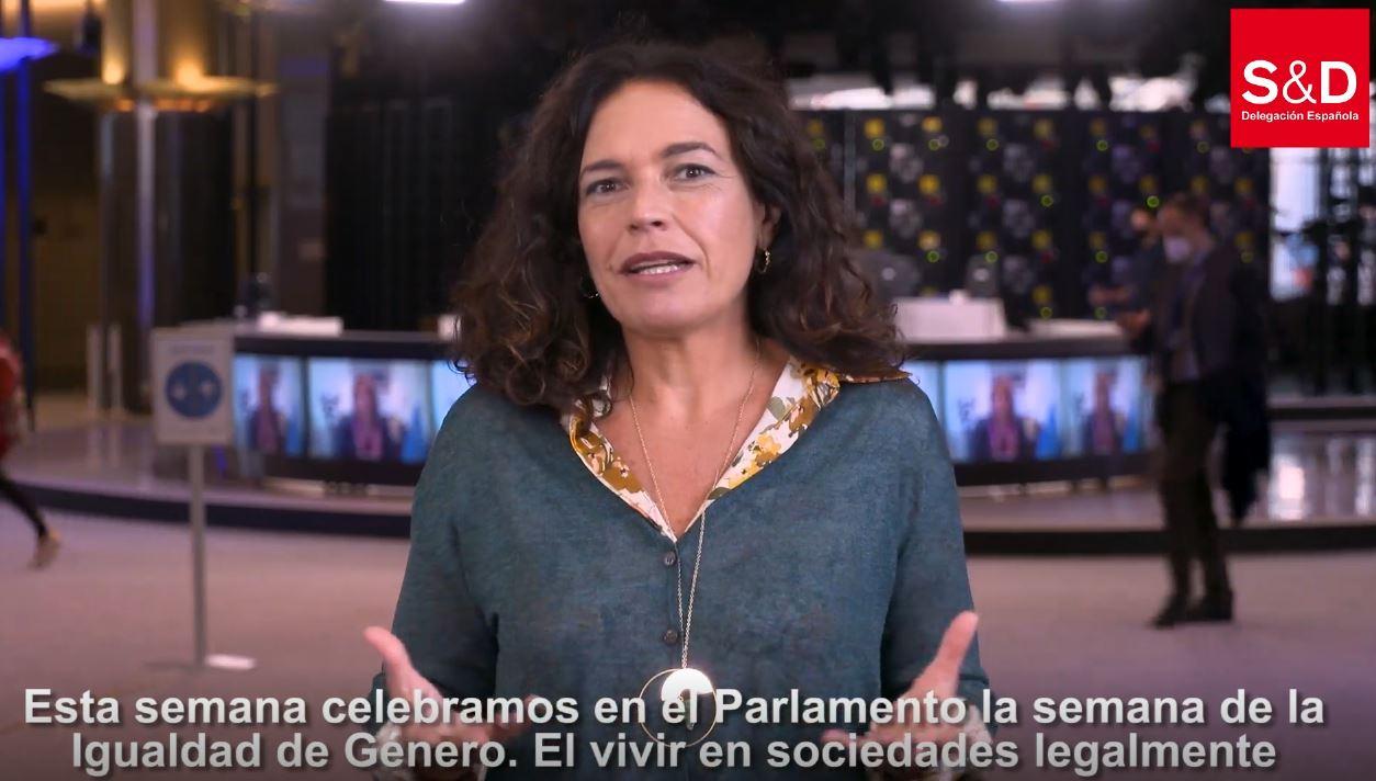 Lina Gálvez - Indice de Igualdad de Género 2020