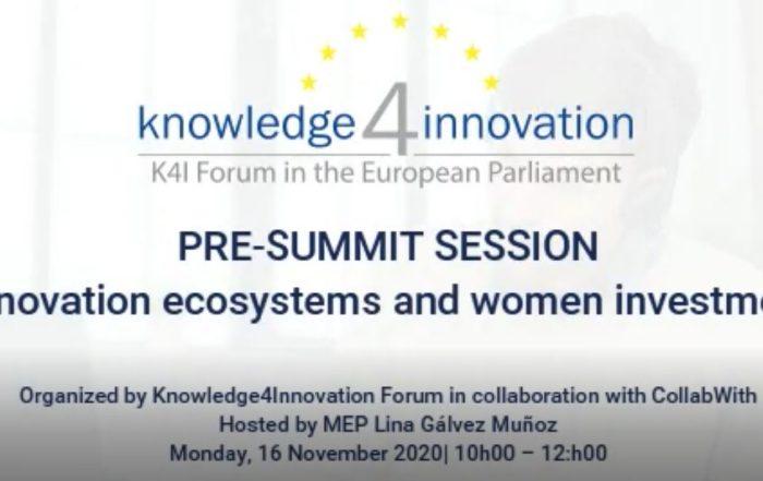 Lina Galvez - Innovation-ecosystems