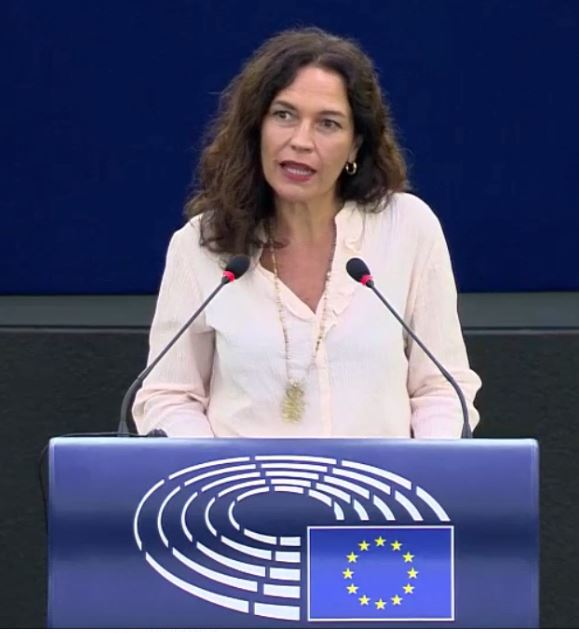 Lina Gálvez Muñoz - Parlamento Europeo